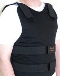 Kogel/steekwerend vest IIIA - Goldflex